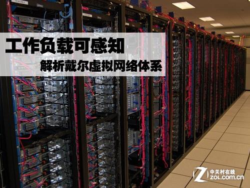 工作负载可感知 解析戴尔虚拟网络体系